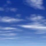 Cloud background Stock Photos