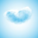 Cloud background Royalty Free Stock Photo
