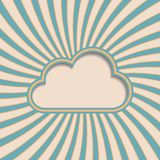 Cloud background Stock Images