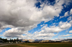 Cloud banks Stock Images
