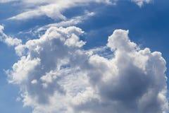 Cloud of bizarre Stock Photo