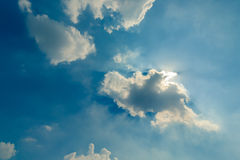 Cloud with Royalty Free Stock Photo