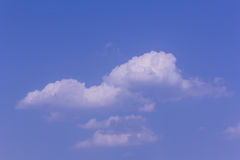 Cloud in blue sky. Nature Stock Images