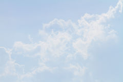 Cloud on blue sky Royalty Free Stock Image