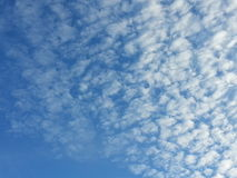 cloud with blue sky Stock Photography