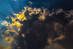 Cloud02 Royalty Free Stock Image