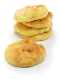 Cloud bread, no carb bread Royalty Free Stock Photos