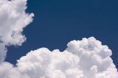 cloud bufiastego zdjęcia stock