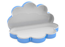 Cloud case concept Stock Photo