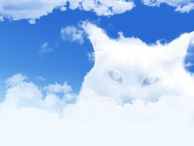 Cloud Cat Stock Images