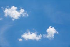 Cloud closeup Royalty Free Stock Photos