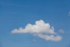 Cloud closeup Stock Image