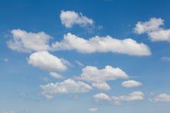 Cloud closeup Stock Photos
