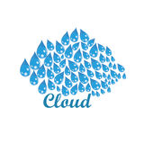 Cloud Royalty Free Stock Image