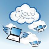 Cloud Computing stock illustration
