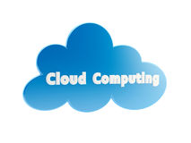 Cloud Computing Stock Photo