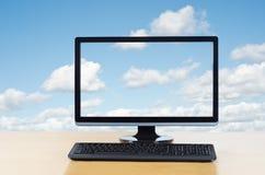 Free Cloud Computing Stock Photo - 28711480