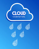 Cloud computing Photos stock