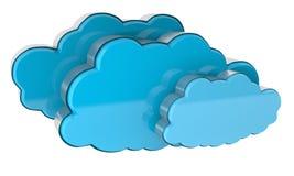 Cloud Computing Photographie stock libre de droits