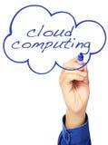 Cloud Computing foto de archivo libre de regalías