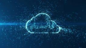Cloud computing and Big data concept