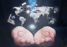 Cloud computing Stock Images