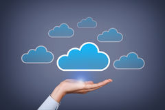 Cloud Computing Choosing Stock Images