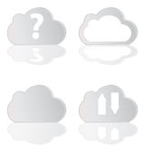 Cloud Computing concept background Stock Photo