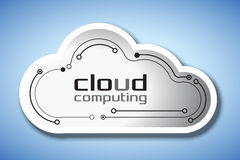 Cloud computing1 Stock Image