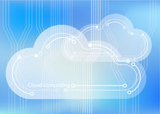 Cloud computing3 Stock Photo