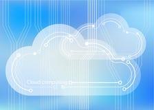 Cloud computing3 Stock Photo