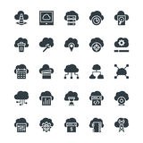 Cloud Computing Cool Vector Icons 2. Cloud Computing icons for your personal files, entertainment, work, music, movies and more. Storage is now in the cloud, so stock photos