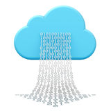Cloud computing and downloading Stock Photos