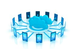Free Cloud Computing Network Stock Photos - 120025603
