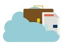 Cloud computing Stock Photography