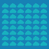 Cloud computing technology Royalty Free Stock Photography