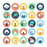 Cloud Computing Vector Icons 2 Stock Photo