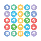 Cloud Computing Vector Icons 4 Stock Photo