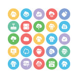 Cloud Computing Vector Icons 5. Cloud Computing  icons for your personal files, entertainment, work, music, movies and more. Storage is now in the cloud, so use Stock Photo