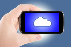 Cloud concept Stock Photo