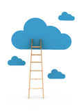 Cloud Concept Stock Image
