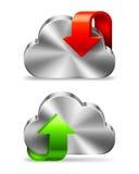 Cloud concept. Stock Photo
