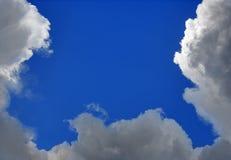 Cloud CopySpace Stock Photo
