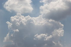 Cloud. Could are natural phenomenon beautiful Stock Image