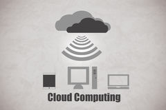 Cloud Cpmputing Stock Photography