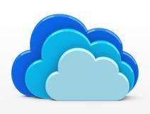 The cloud Royalty Free Stock Photos