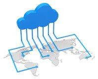The cloud Stock Photos