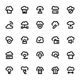 Cloud Data Technology Vector Icons 2 Royalty Free Stock Images