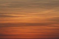 Cloud in dawn Stock Photos