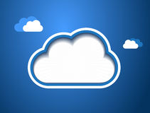 Cloud Design Background Stock Photos